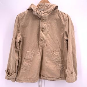 J. Crew Anorak Heritage Pull Over Jacket Hooded